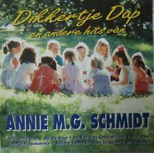 ANNIE M.G.SCHMIDT - DIKKERTJE DAP EN ANDERE HITS VAN   -  CD