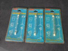 RightLight 500 Watt Quartz Halogen Bulb 61500 Shop Light - 3 Pack