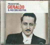 Geraldo & His Orchestra - Presenting… Cd Ottimo