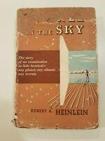TUNNEL IN THE SKY by Robert A. Heinlein 1955 hcdj FIRST EDITION 1st PRINT ~ RARE