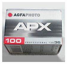 5 Rolls AGFA AXP 400 B&W Print 35mm 36exp Black and White 100iso 135 Film Fresh