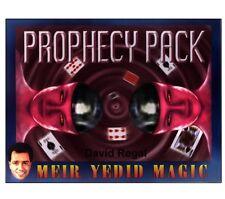 PROPHECY PACK BICYCLE GIMMICK DECK BY DAVID REGAL MAGIC PLAYING CARD TRICKS GAFF