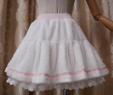 Sweet Kawaii Lolita Lovely Sweet Princess soft Elegant lace fluffy tutu Skirt