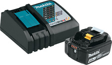 Makita BL1840BDC1 18V LXT 4.0 Ah Lithium-Ion Battery and Charger Starter Pack