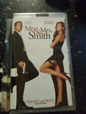 Sony PSP UMD Movie Video MR. & MRS. SMITH