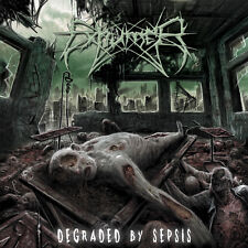 EXHUMER (Italy) – Degraded By Sepsis CD NEW (Brutal Death Metal)