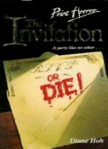 The Invitation (Point Horror),Diane Hoh
