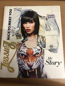 Jessie J,  Nice To Meet You . My Story Hard Back Book READING STORY BIO