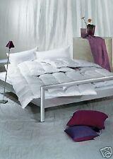 Premium Daunenbett 135x200 cm Daunendecke Kassette 5x7 100% NEUE Gänsedaunen