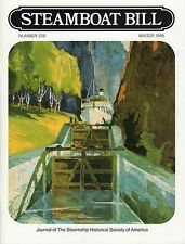 "#228 ITALIA PRIMA (ex-STOCKHOLM)""Steamboat Bill""winter1998-SSHSA MAILS WORLDWIDE"