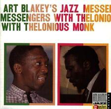 Art Blakey & The Jazz Messenger With Thelonious Monk ATLANTIC RECORDS CD