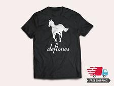 New DEFTONES Rock Band Logo Adrenaline Men's T-Shirt Size S to 5XL T1