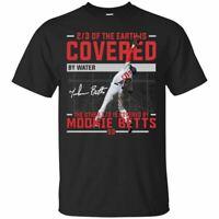 Mookie Betts T-Shirt Mookie Betts Men's Tee Shirt Short Sleeve S-5XL