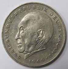 C003-20 # GERMANY | EAGLE, 2 DEUTSCHE MARKS, 1969, VG