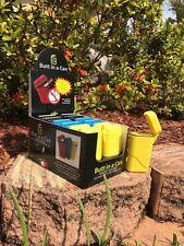 Pocket Ashtray reusable, washable, auto extinguish, odor and smokeless 12 pieces