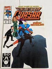 Quasar #21 April 1991 Marvel Comics