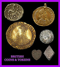 Metal Detecting, Coin Books - Celtic, Roman, Saxon, Viking & Medieval - PDF's