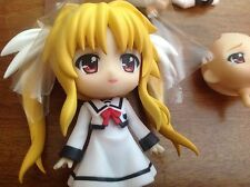 Fate Testarossa Lyrical Nanoha Nendoroid 254 Anime Figure