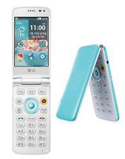 Unlocked LG Ice Cream Smart F440L Flip cum Smartphone 4G LTE 1GB+8GB 8MP