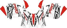 POLARIS GRAPHIC rush PRO RMK terrain dominator 121 144 155 163 decals WRAP KIT 2