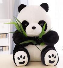 HOT Baby Sitting Panda Stuffed Animal Plush Soft Toy Cute Doll Gift Boys&Girls