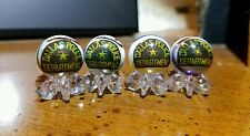 DALLAS POLICE DEPARTMENT MARBLES COLLECTABLE SET GLASS SIZE 5/8 INCH DPS POLICE
