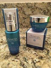 BRAND NEW Avon Anew Skinvincible Deep Recovery Cream & Day Lotion Set