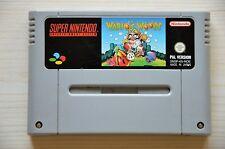 SNES - Wario's Woods für Super Nintendo
