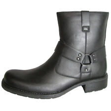 BRAND NEW Kenneth Cole Unlisted Cop-per Coin Boots. Size 12 M  Black