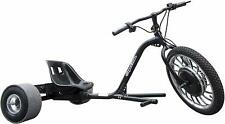 SUPERRIDE 1000W Electric Drift Trike 3 Wheel High Carbon Steel Frame Go Cart