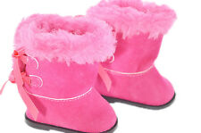 My Brittany's Pink Hugg Boots for American Girl Dolls