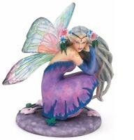NEW Munro Dragonsite Jasmine Faerie Fairy Figurine Statue Jessica Galbreth NIB