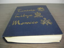 TUNISIA, LIBYA, MOROCCO, Fabulous MINT Stamp Collection mounted in a Minkus Spec
