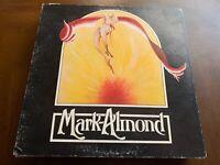 MARK-ALMOND RISING VINYL LP COLUMBIA