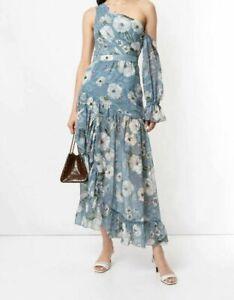 We Are Kindred WOMAN TABITHA ASYMMETRIC MAXI DRESS
