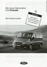 Lista de precios Ford Transit recreativas modelos 2.7.01 2001 Tourneo EUROLINE Pepita