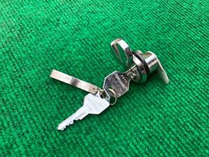 DATSUN 520 521 Pickup Truck Fuel Gas Door Lock Key GENUINE parts NOS japan