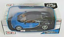 Maisto Bugatti Chiron Special Edition Diecast Car 1:18 Scale