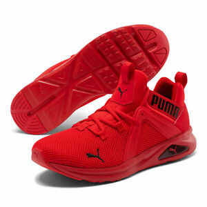 PUMA Men's Enzo 2 Training Shoes -High Risk Red- New!