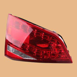 Left Inner Rear Tail Light LED Tail Lamp 8K5945093B Fit For Audi A4 B8 08-12 ct