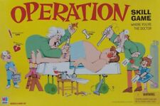 Operation Board Games (Various Versions) Cards, Money, Parts - You Choose