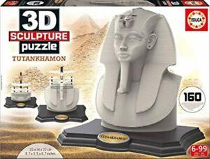 Educa 3D Sculpture Puzzle Tutankhamon 160pc