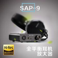 SMSL SAP-9 Full Balanced XLR/6.35MM/2.5MM headphones Amplifier Sennheiser /AKG