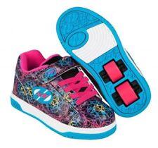 Scarpe da ginnastica nere Heelys per bambini dai 2 ai 16 anni