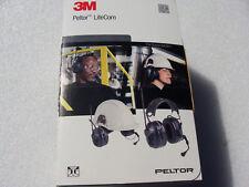 3 m Peltor MT53H7A4400-EU Litecom Casque, 32 dB, PMR 446 MHz 2