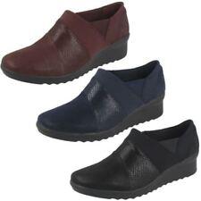Clarks Wedge Textile Heels for Women