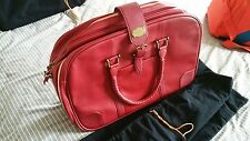 Samsonite.. Black Label Small Suitcase in Burgandy Red. Rare...and New Unused!!