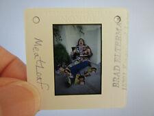 Original Press Photo Slide Negative - Meat Loaf - 1979 - R