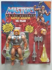 BATTLE ARMOR HE-MAN MASTERS OF THE UNIVERSE MOTU ORIGINS ACTION FIGURE FIGURA