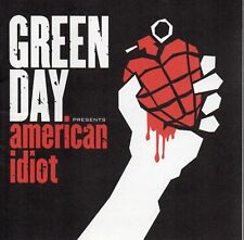 GREEN DAY - AMERICAN IDIOT CD 2004 13 TRACKS